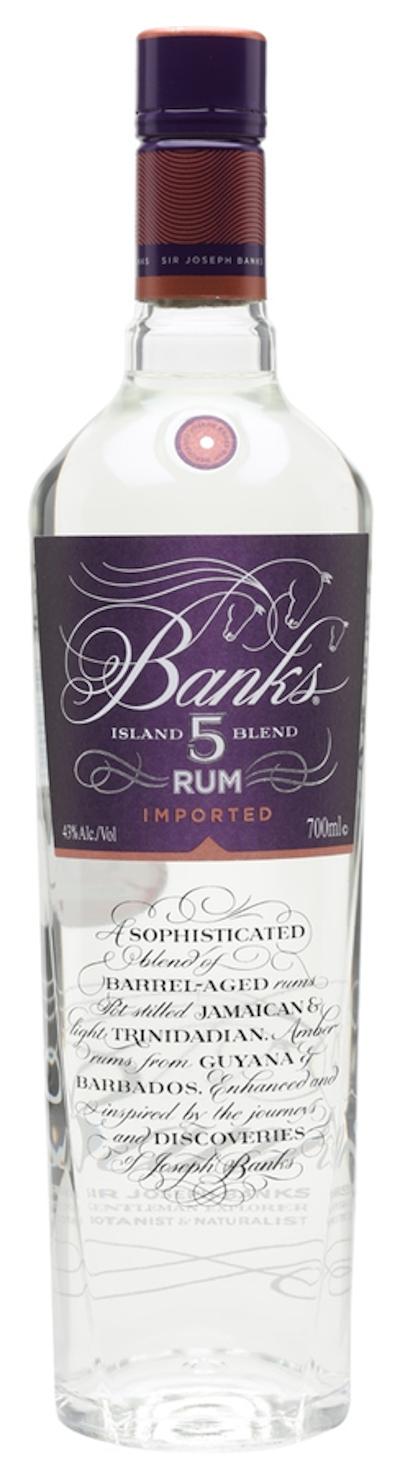 Banks - 5 Islands Rum