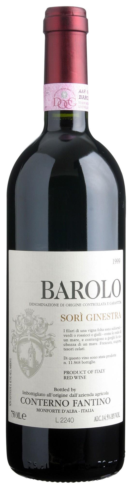 Conterno Fantino - Barolo Sori Ginestra DOCG, 2008