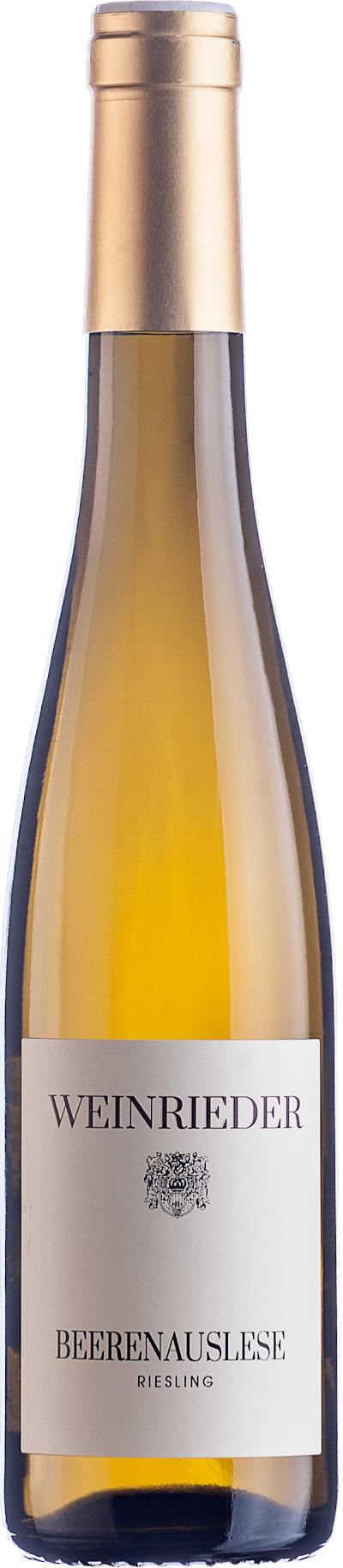 Weinrieder - Beerenauslese Riesling
