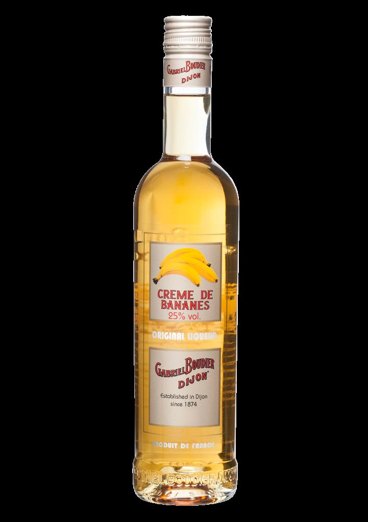 Boudier - Crème de Bananas