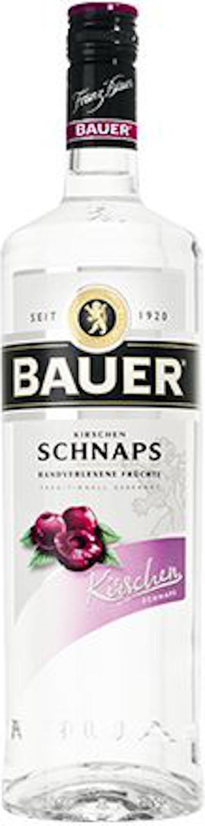 Bauer - Kirschenschnaps