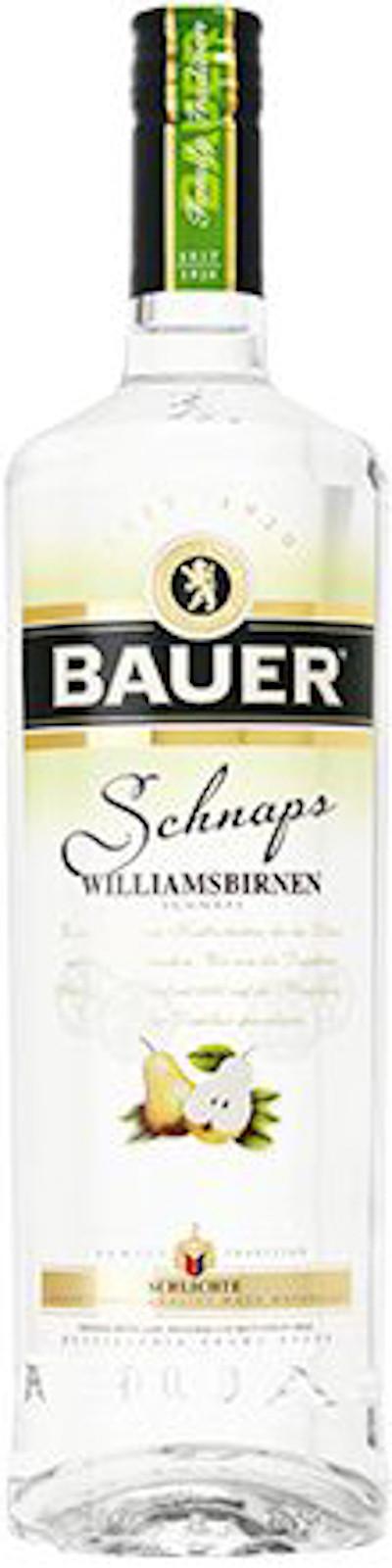 Bauer - Hausschnaps Williamsbirne