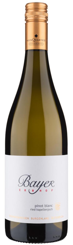 Bayer Erbhof - Pinot Blanc Ried Kapellenjoch