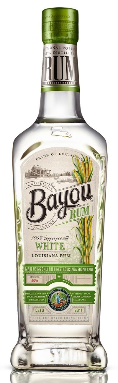 Bayou - Blanco Rum