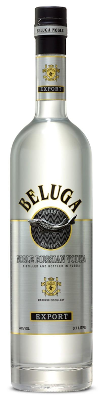 Beluga - Noble Russian Vodka