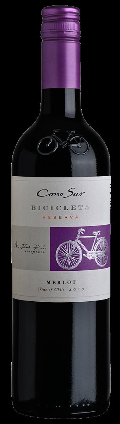 Cono Sur - Merlot Bicicleta