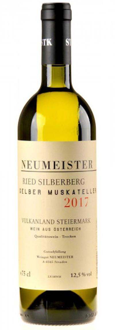 Neumeister - Gelber Muskateller Ried Silberberg bio