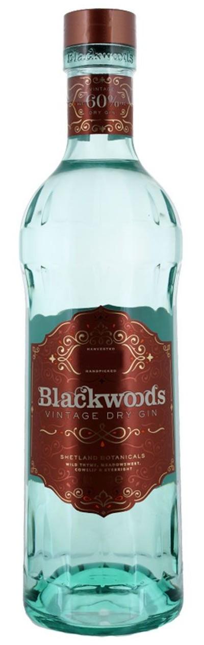 BLACKWOOD'S Vintage Dry Gin 60%