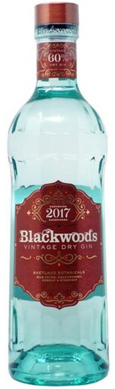 Blackwood's - Vintage Dry Gin 60%