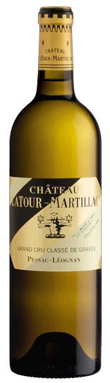 Chateau Latour Martillac - Blanc, 2010