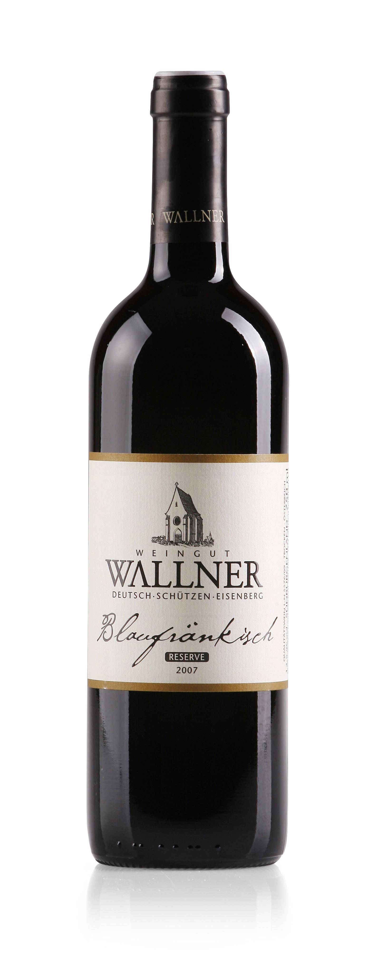 Wallner - Blaufränkisch Eisenberg DAC, 2015