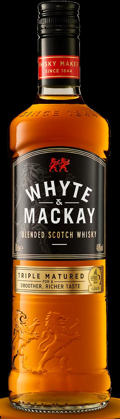 Whyte & Mackay - Blended Scotch Whisky