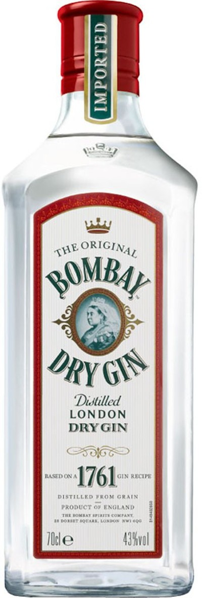 Bombay - Original London Dry Gin