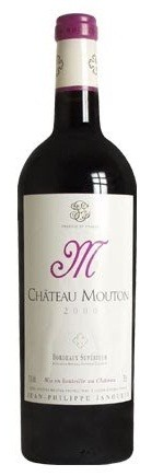 Chateau Mouton - Bordeaux Superieur, 2002