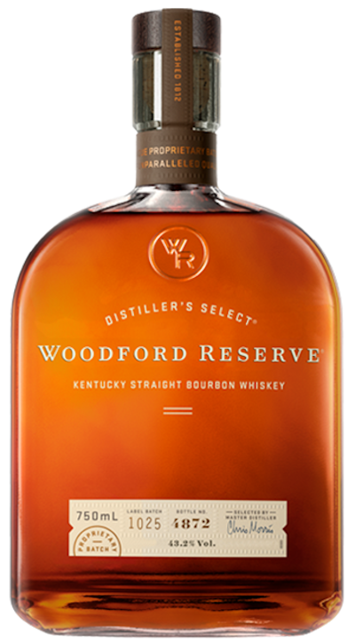 Woodford Reserve - Kentucky Straight Bourbon Whiskey