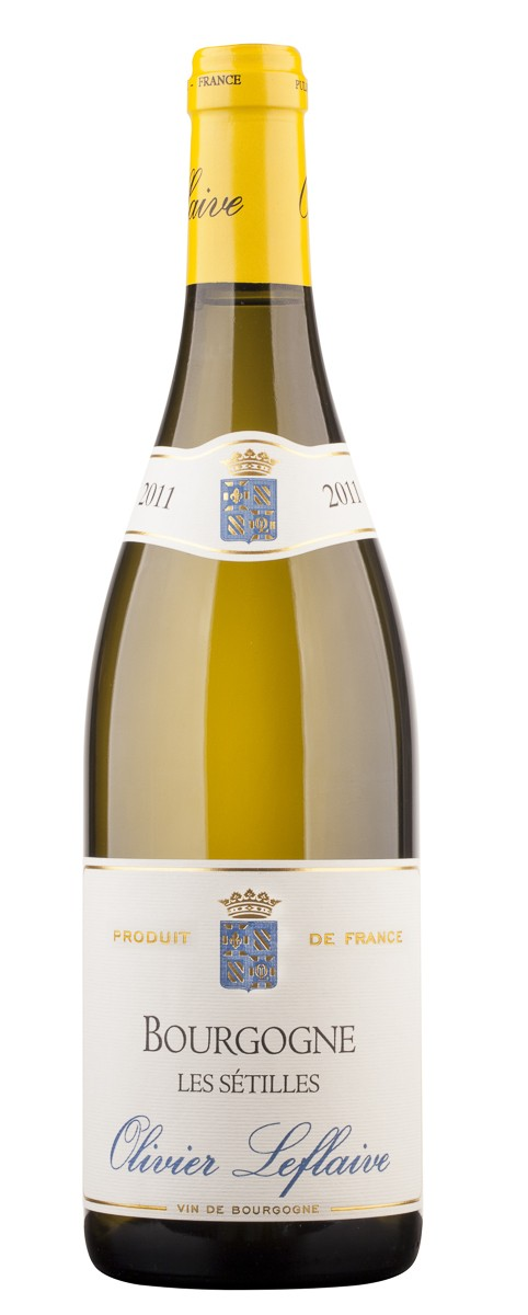 Olivier Leflaive & Freres - Bourgogne Blanc Les Setilles, 2015