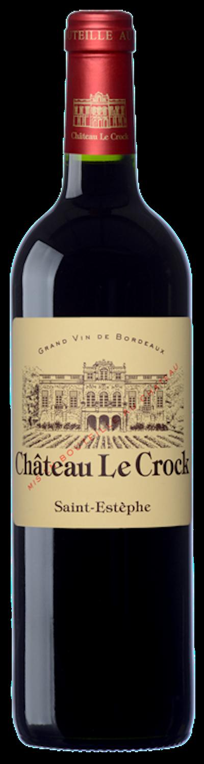 Château Le Crock - Saint Estèphe CB
