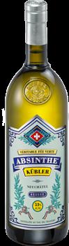 Distillerie Kübler & Wyss - Absynthe