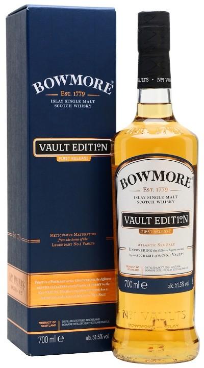 Bowmore - Vault Cask I Islay Single Malt Scotch Whisky