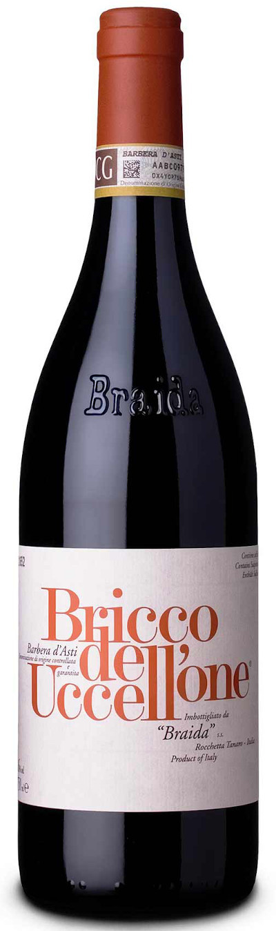 Braida - Bricco D'Uccellone Barbera d'Asti DOCG