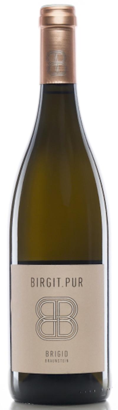 Birgit Braunstein - Pinot Blanc Brigid bio