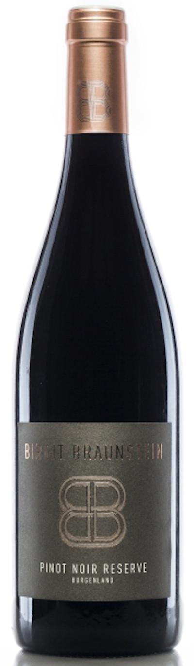 Birgit Braunstein - Pinot Noir Sonnenberg Reserve bio