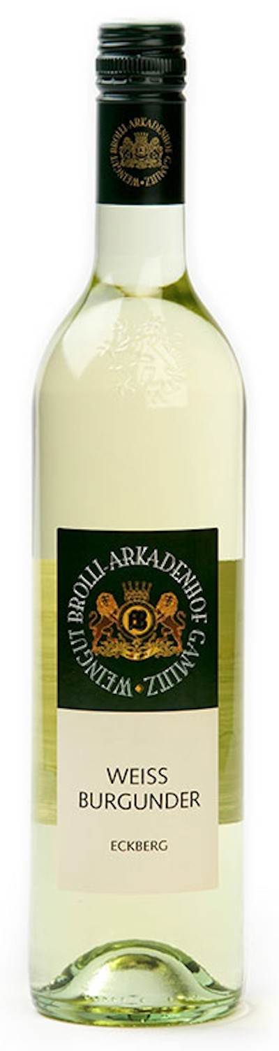 Brolli-Arkadenhof - Weißburgunder Südsteiermark DAC