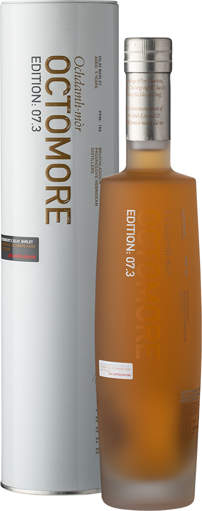Bruichladdich - Rarität Octomore 07.3 Scottish Barley Islay Single Malt Scotch Whisky