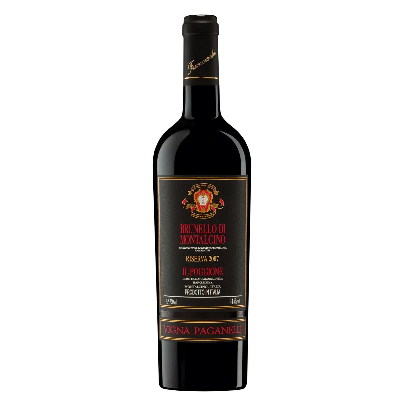 Il Poggione- Brunello Riserva DOCG Vigna Paganelli, 2006