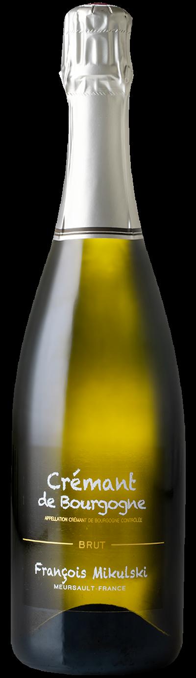 François Mikulski - Crémant de Bourgogne blanc Brut