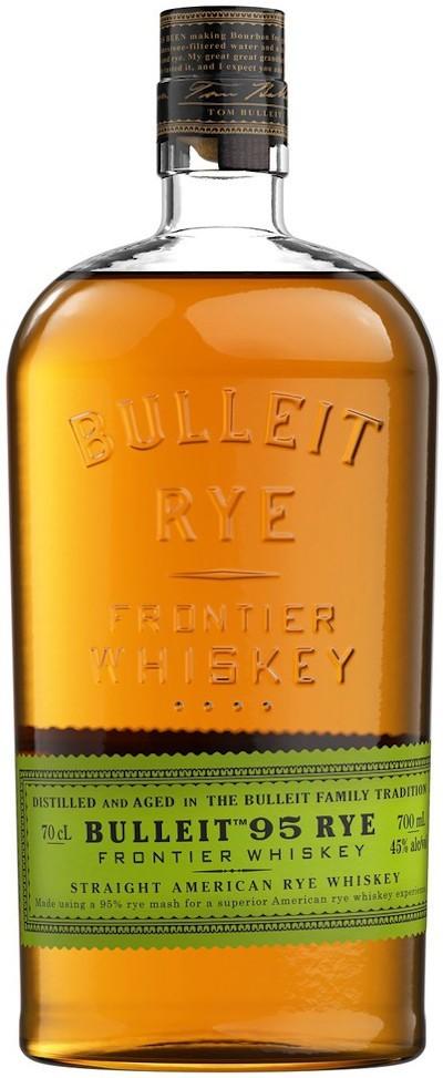 Bulleit - Straight Rye Whiskey
