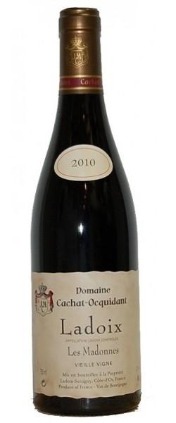 Cachat Ocquidant - Ladoix rouge les Madonnes Vieilles Vignes, 2007
