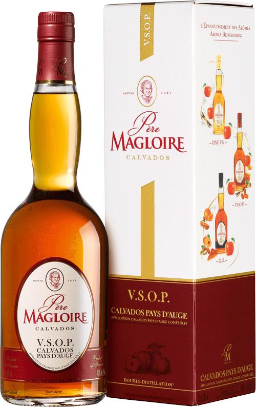Père Magloire Calvados du Pays d'Auge VSOP 40° -