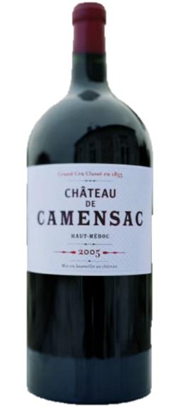 Chateau Camensac - Haut Medoc 5.Grand Cru Classe, 2007