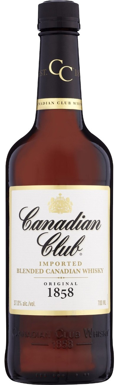Canadian Club - 6 years Canadian Whisky