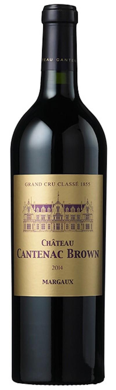 Chateau Cantenac Brown - Margaux 3. GCC, 2014