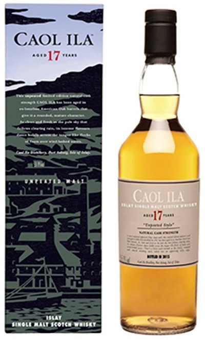 Caol Ila - 18 years Special Releases Islay Single Malt Scotch Whisky, 2017