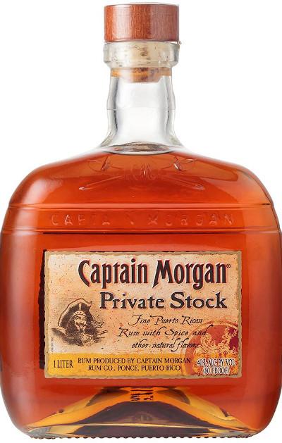 Captain Morgan - Private Stock Spiced Rum