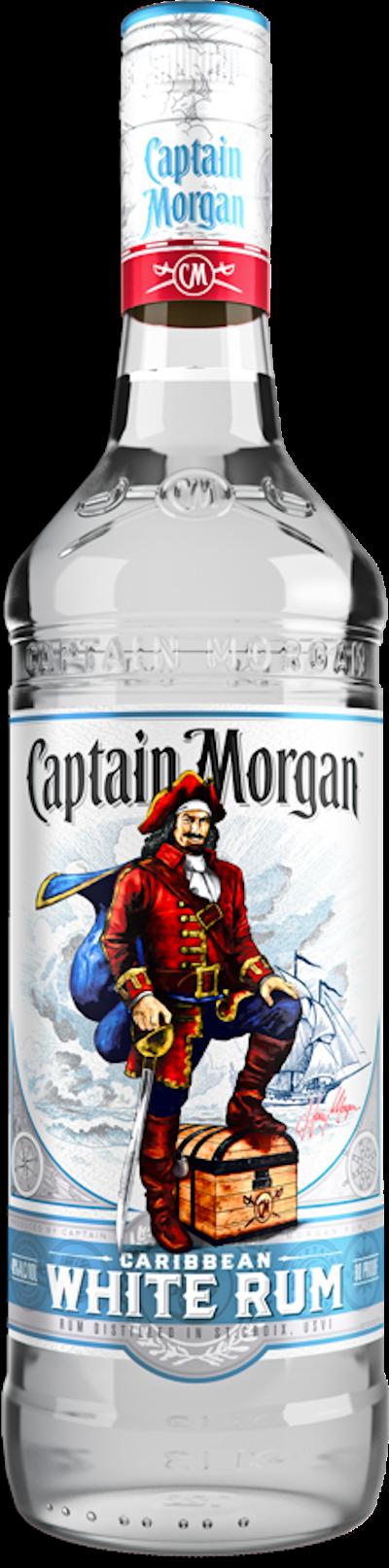 Captain Morgan - White Rum