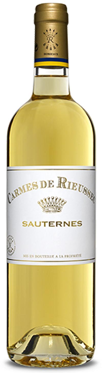 Carmes de Rieussec - Sauternes Halbflasche
