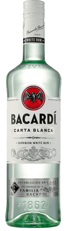 Bacardi - Carta Blanca Rum