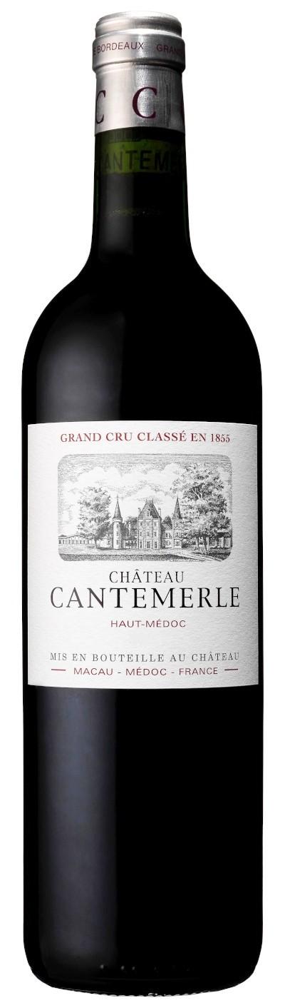 Chateau Cantemerle - Haut Medoc 5.GCC, 1975