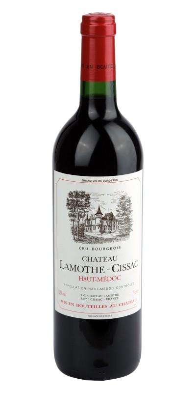 Chateau Lamothe Cissac - Cru Bourgeois, 2017