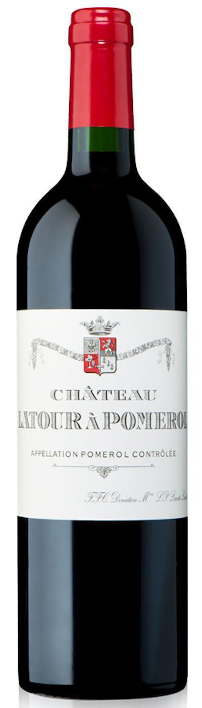 Château Latour à Pomerol - Pomerol
