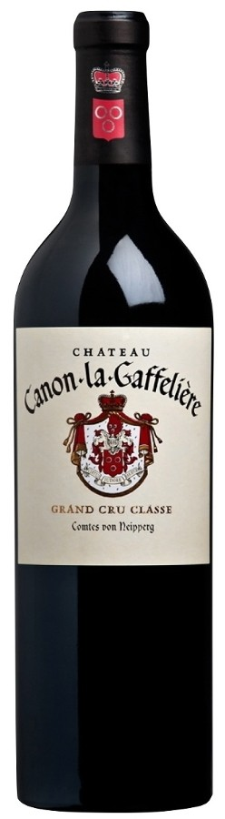 Chateau Canon la Gaffeliere - Grand Cru Classe St Emilion, 2015