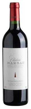 Côtes de Francs - Ch.Marsau, 2012