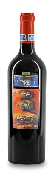 Château Montus - La Tyre, 2002