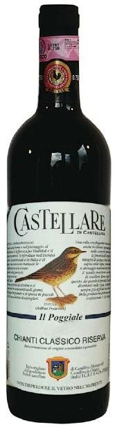 Castellare di Castellina - Chianti Classico Riserva Il Poggiale DOCG Magnum, 2014