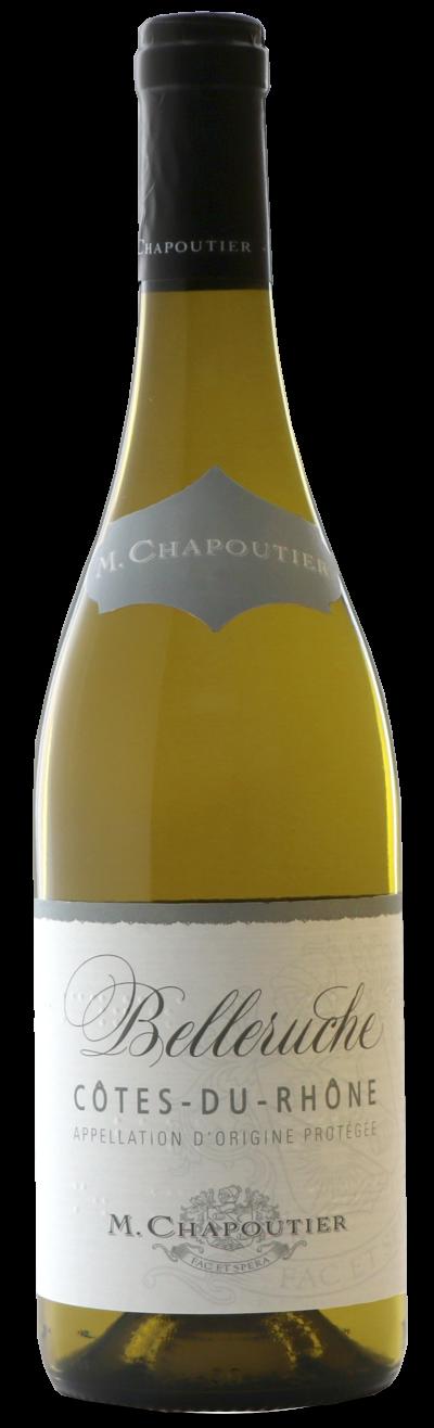 M.Chapoutier - Belleruche Côtes du Rhône blanc