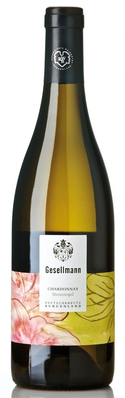 Gesellmann - Chardonnay Ried Steinriegel bio, 2016